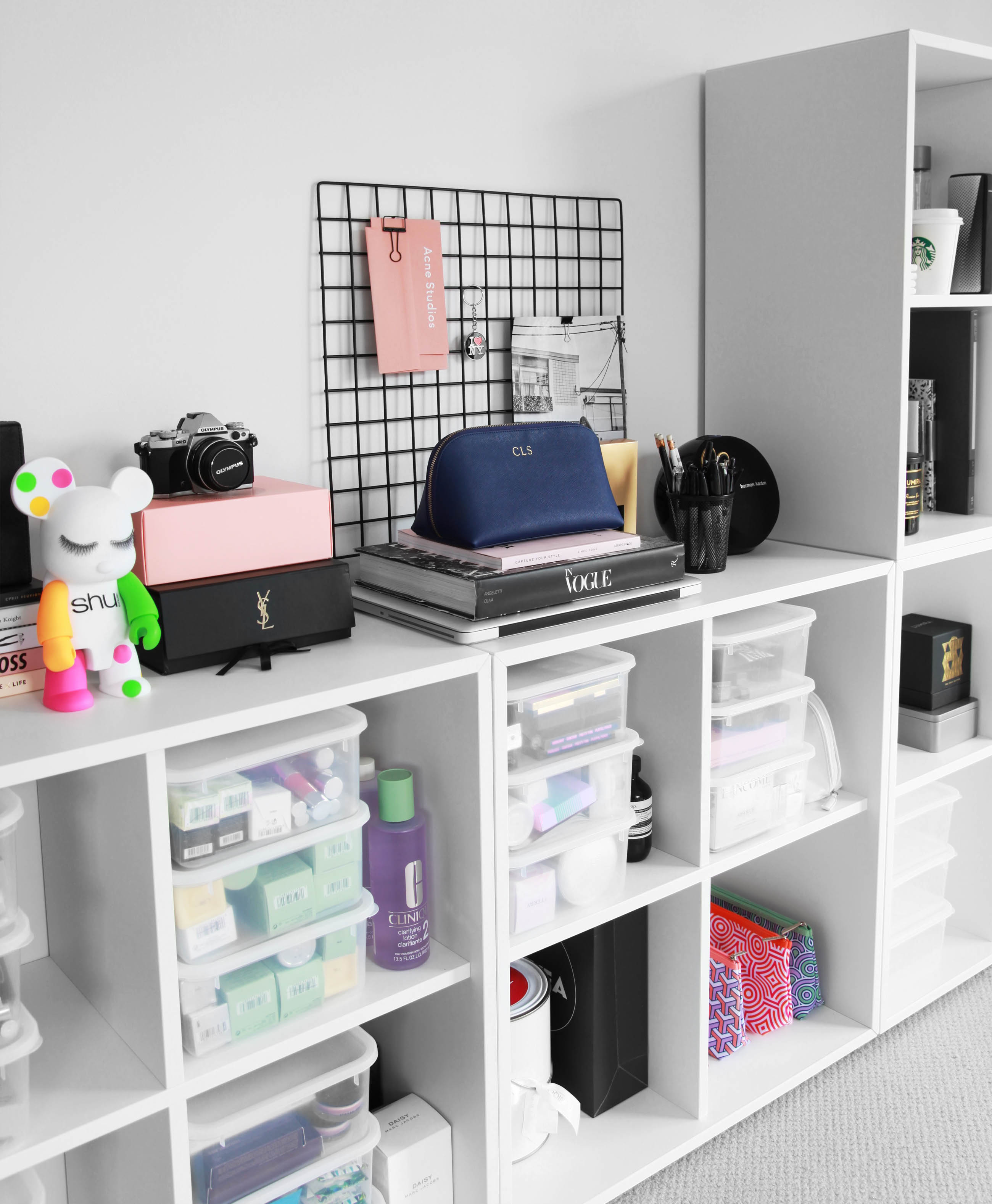 Storage to get any space organised | Design By Aikonik