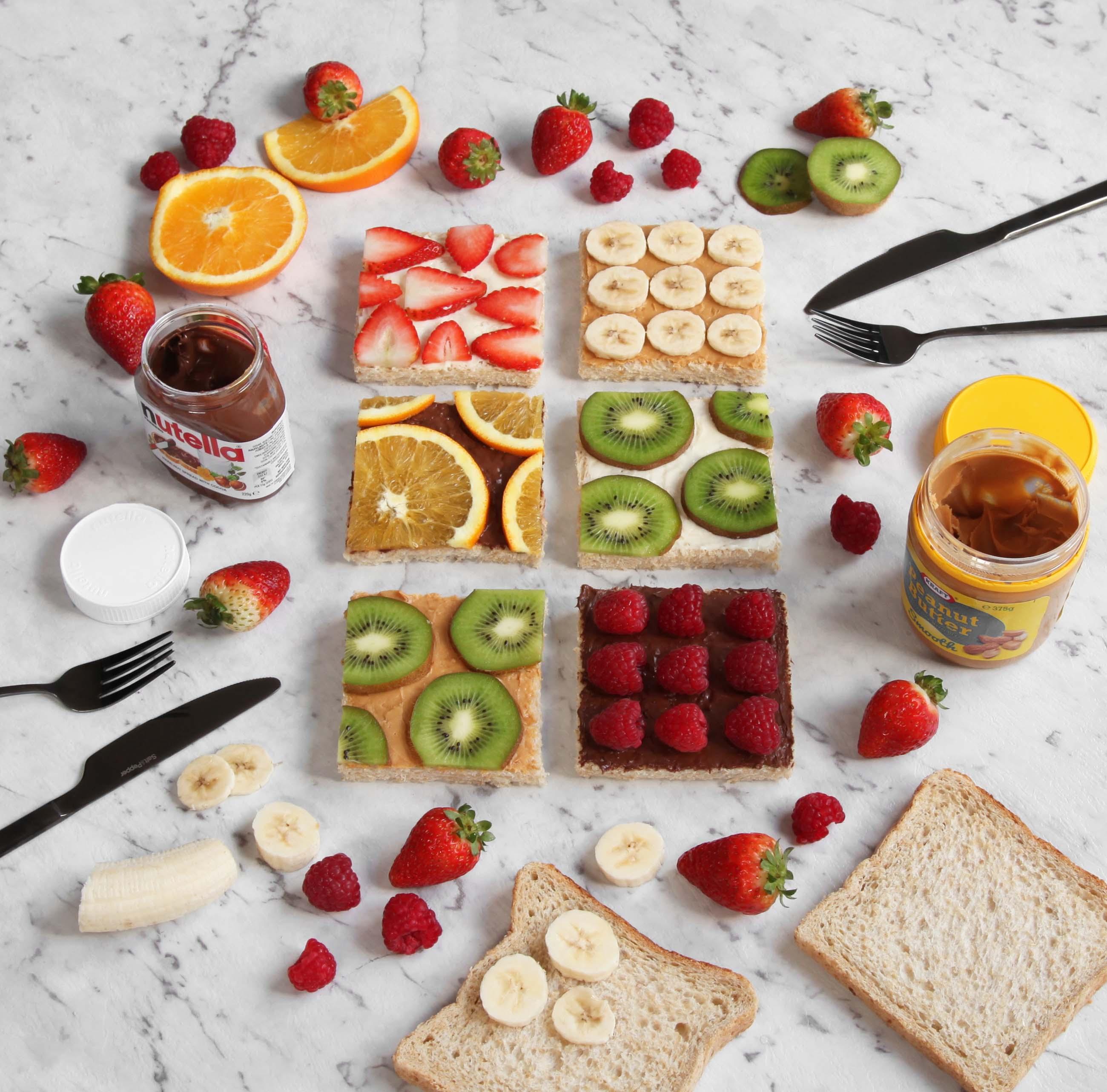 mastering food flat lays - designbyaikonik 11