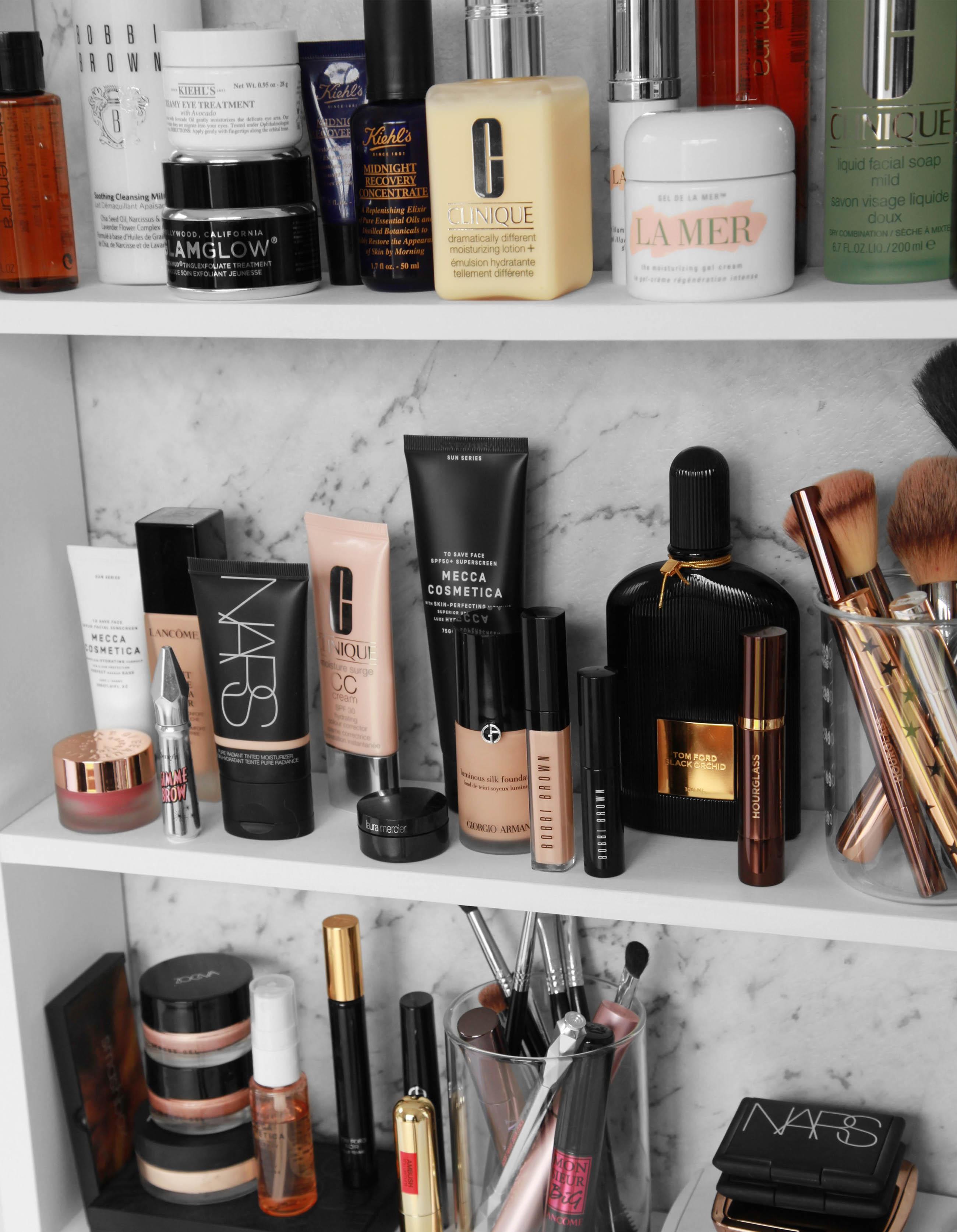Makeup Shelfie Beauty Essentials - Design By Aikonik 2