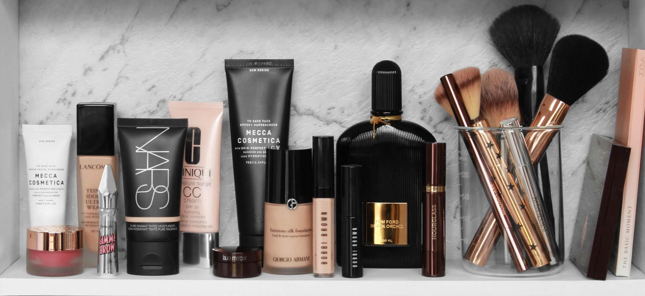Makeup Shelfie Beauty Essentials - Design By Aikonik 4