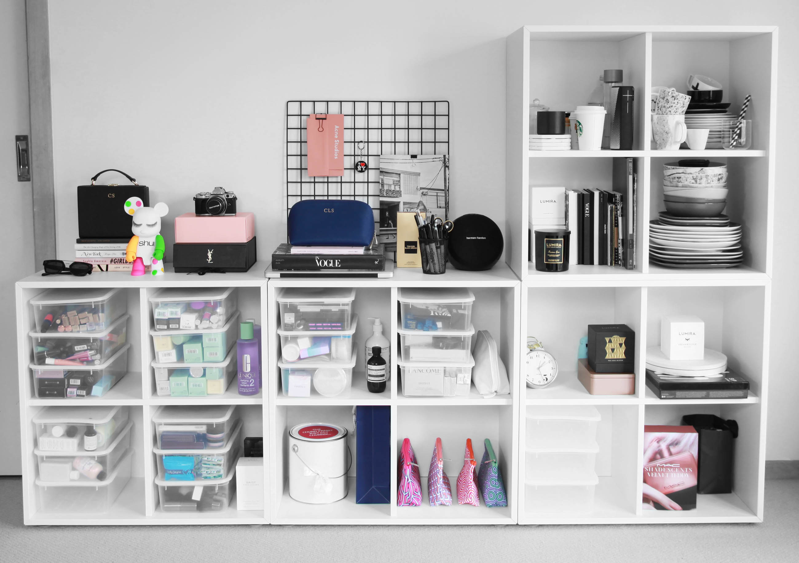 Storage to get any space organised - design by aikonik 6