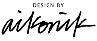 Design By Aikonik - Logo New small