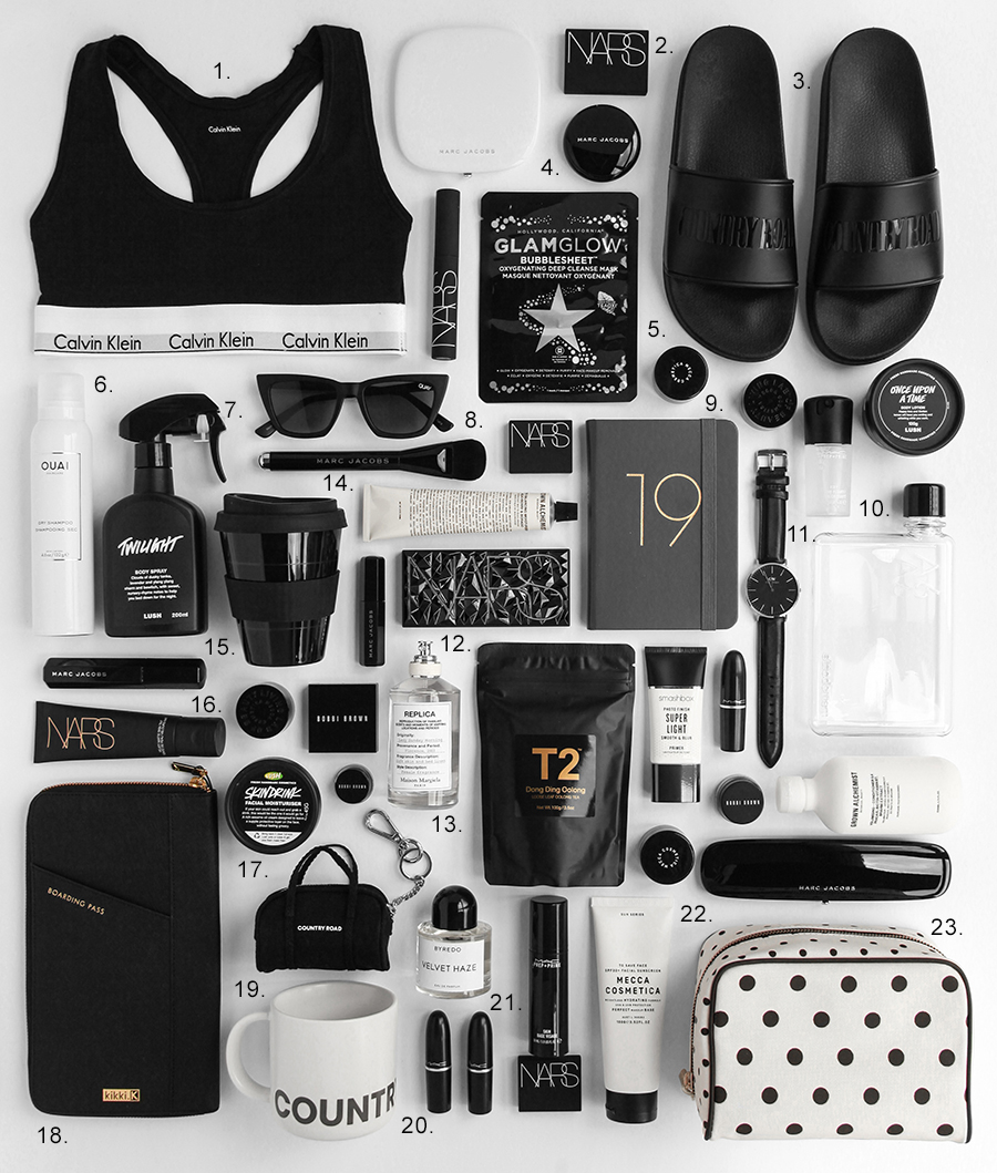 Christmas Gift Guide - Design By Aikonik - black and white