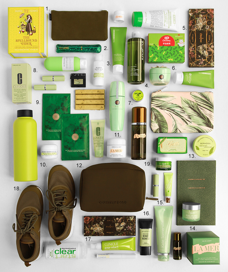 Christmas Gift Guide - Design By Aikonik - green