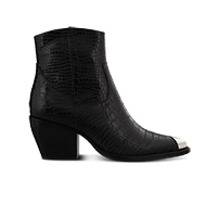 Presley Black Alligator Tony Bianco Boot