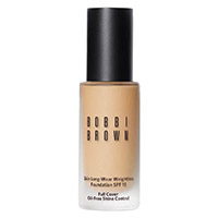 bobbi brown weightless-foundation- design by aikonik